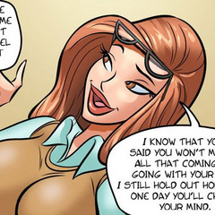 Free comic porn - Housewife seduces her - Cartoon Porn Pictures - Picture 5