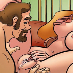Cartoon sex porn - God, I love you.. fuck me! - Cartoon Porn Pictures - Picture 1