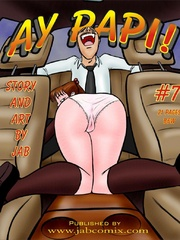 Erotic comics cartoons - How about letting me - Cartoon Porn Pictures - Picture 2