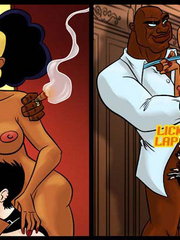 Adult comic stories - Please Mistress, please! - Cartoon Porn Pictures - Picture 3