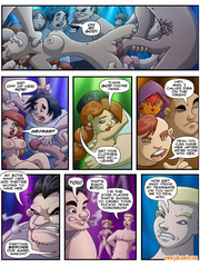 Comics porn - Oh man she really is a virgin! - Cartoon Porn Pictures - Picture 3