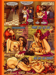 I'd prefer if you'd ass-fuck me. - Comic sex pics