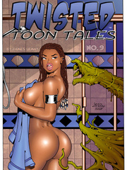 Cartoon hotties teasing you! - Adult comic art
