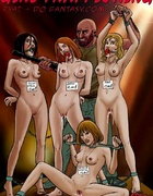 Bdsm art. My cock is telling me  you give a good…