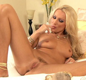 Blonde beauty Diana is an older woman, but she's&hellip;