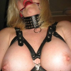 Ballgagged and restrained for her husband - Unique Bondage - Pic 11