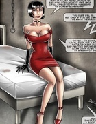 A bdsm role-play game, eh?will I be tied-up,…