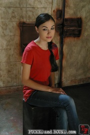 Sasha Grey is a hot little 19 year old slut - Unique Bondage - Pic 18