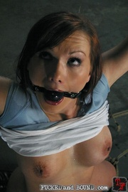 Katja Kassin comes to be Fucked and Bound in - Unique Bondage - Pic 4