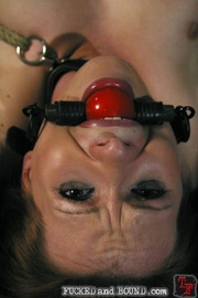 Katja Kassin comes to be Fucked and Bound in - Unique Bondage - Pic 7