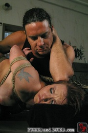 Katja Kassin comes to be Fucked and Bound in - Unique Bondage - Pic 14