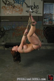 Katja Kassin comes to be Fucked and Bound in - Unique Bondage - Pic 15