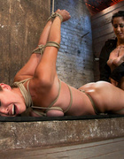 Part 2/4 of the August Hogtied live show: Audrey…