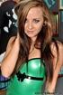 Natalia k all green