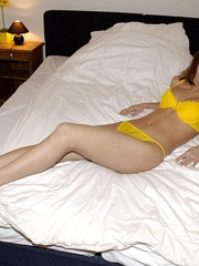 Michaela had phoned me earlier and - Sexy Women in Lingerie - Picture 5