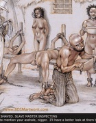 Slave beeing selected by the wife of of the…
