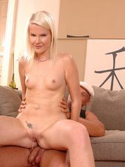 Sexy Pink Pussy sucks then pisses on her - XXX Dessert - Picture 11