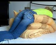 husband spank wife ass