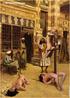 White slaves preapred for serving by slave…