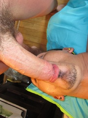 Gay dude getting his ass fucked by a huge cock - XXXonXXX - Pic 9