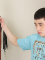 Xxx pics of naked teen beauty on a leash - Picture 2