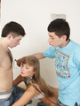 Xxx pics of naked teen beauty on a leash - Picture 8