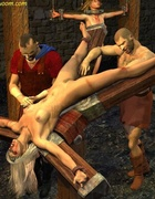 Enemies Of Rome give the public humiliation of sex…