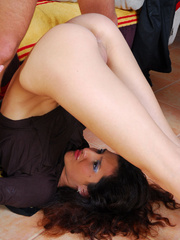 Hot in the tail girl wakes up her boy and - XXXonXXX - Pic 17