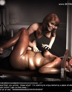 Slaves captured their Mistress and humiliated her!