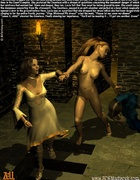 Countess put servant girl to the basement for…