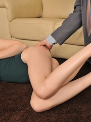 Foot sex with the gym teacher. Tags: foot - XXX Dessert - Picture 4