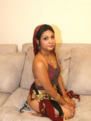 Horny Indian pornstar Carde dishes out her - XXX Dessert - Picture 2