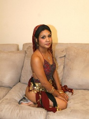 Horny Indian pornstar Carde dishes out her - XXX Dessert - Picture 3