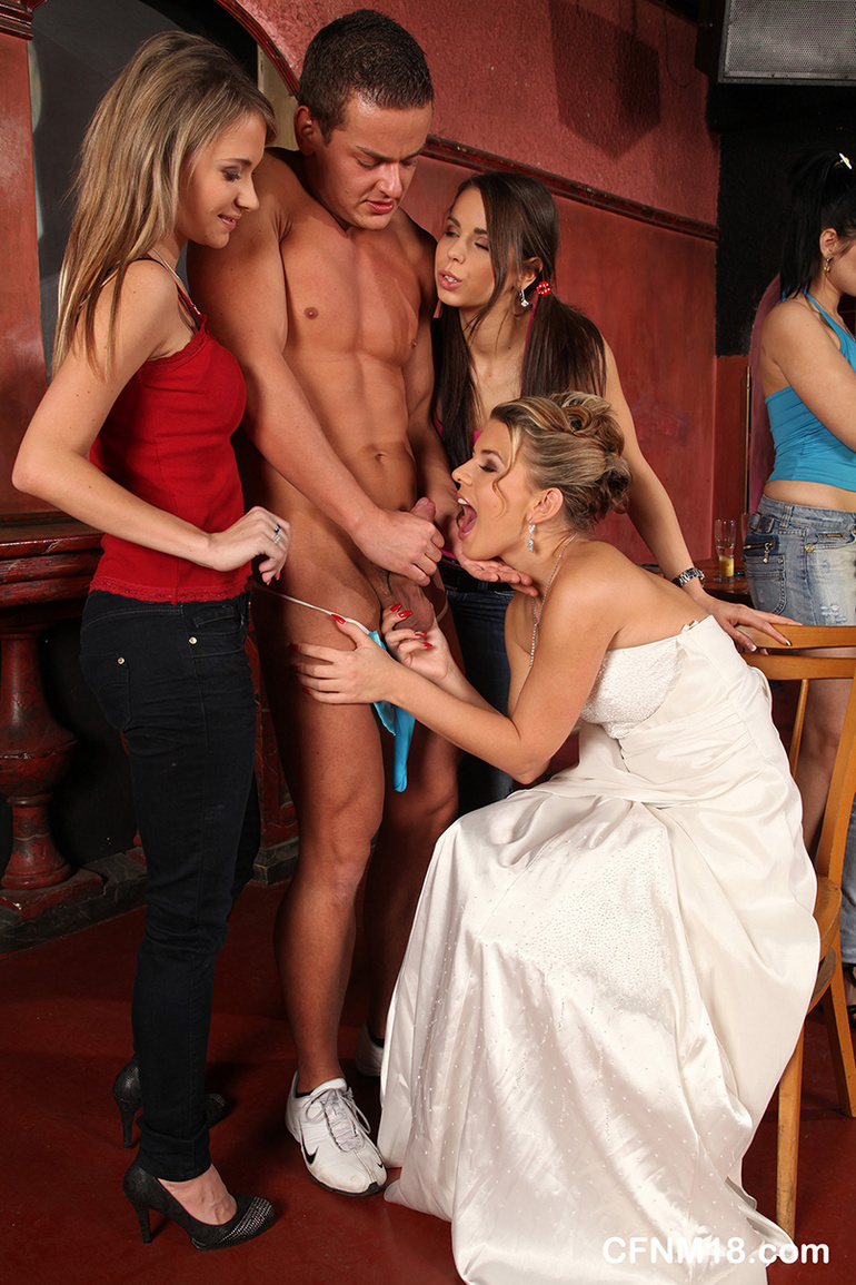 Xxx bachelorette party