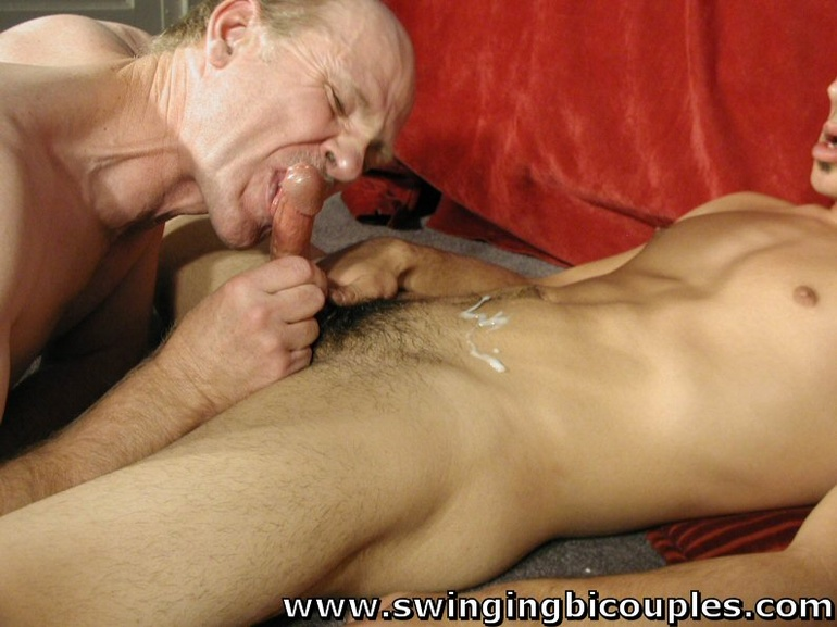 Swinging wife enjoys 2 blk men cuckold 6