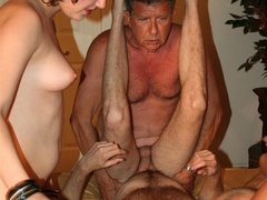 Real swingers' party with a lot of snatches, dicks - XXXonXXX - Pic 8