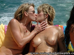 Watch hot pictures of mature bisexual swinger - XXXonXXX - Pic 15