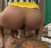 Tattoed guy doesn't mind his dick sucked and&hellip;