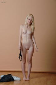 petite blonde erotic chick