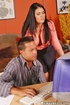 Big titted secretary Olivia gets rammed by boss