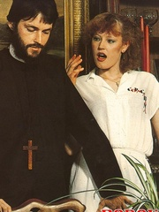 Hairy - Seventies nuns and priests love to - XXX Dessert - Picture 2