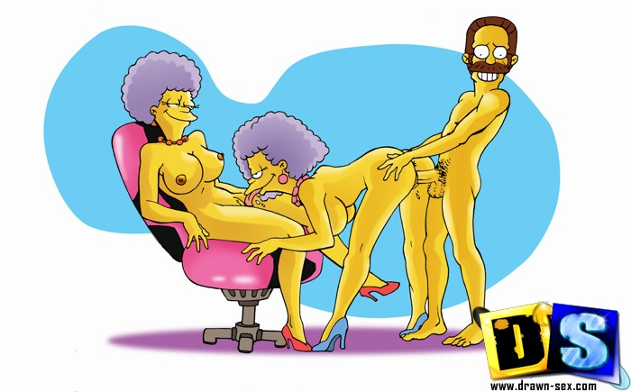cartoon sex porn the simpsons perversion   xxx dessert   picture 2