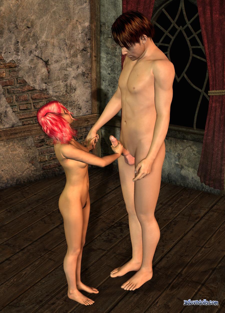 Free 3D Porno