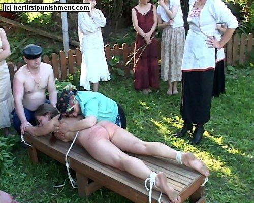 Nude in public xxx