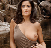Salma Hayek is a horny little bandida who loves…
