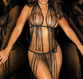 Film actress eva longoria baring her luscious…