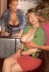 Two hairy seventies ladies with mega boobies…