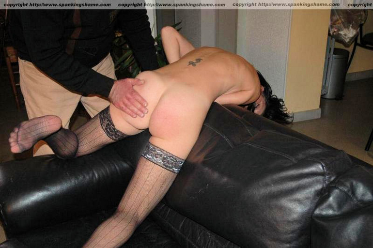 Naughty punished slut humiliation