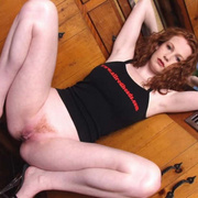 Gorgeous Natural Redhead Ivy Manner - - XXX Dessert - Picture 4
