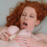 Gorgeous Natural Redhead Ivy Manner - - XXX Dessert - Picture 14